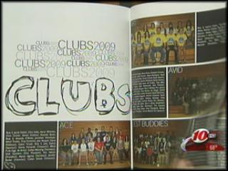 Sickles Yearbook No Panties 78